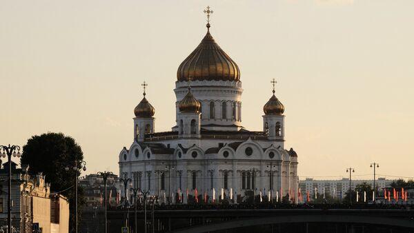 La catedral del Cristo Salvador. - Sputnik Italia