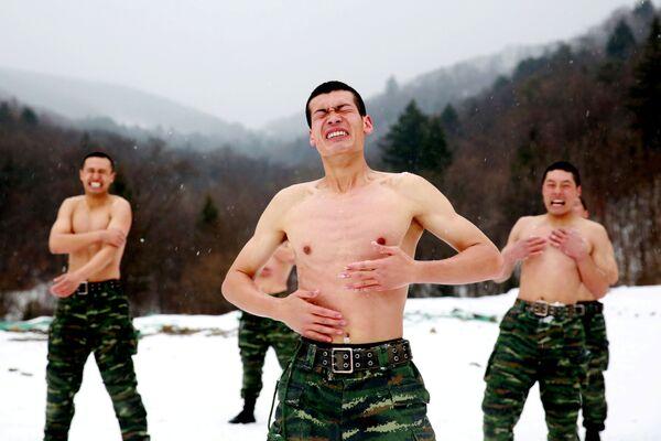 Soldati cinesi. - Sputnik Italia
