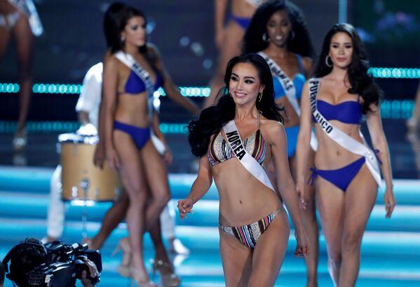 Le partecipanti al concorso Miss Universo 2017 a Las Vegas. - Sputnik Italia