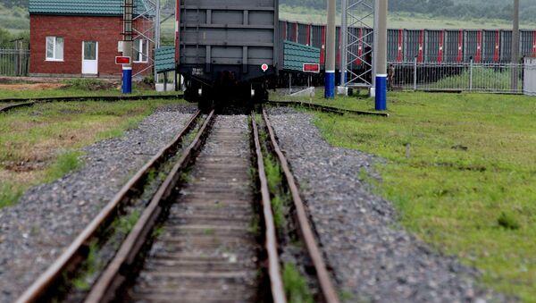 Freight train - Sputnik Italia