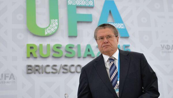 L'ex ministro dello Sviluppo economico russo Alexei Ulyukaev - Sputnik Italia