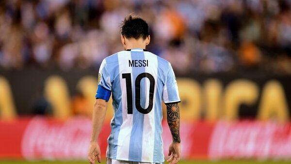 Lionel Messi - Sputnik Italia