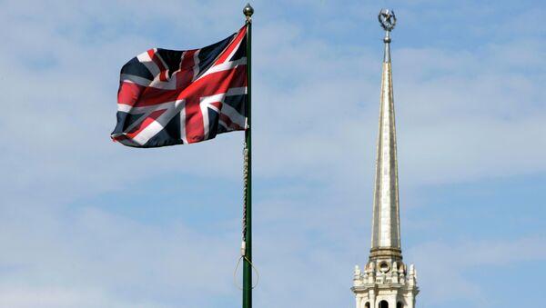 La bandiera britannica - Sputnik Italia