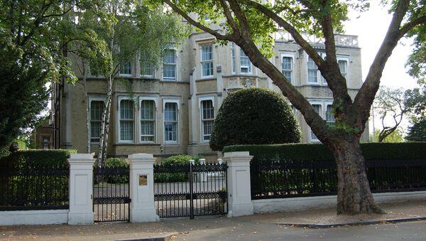 Russian Embassy in London - Sputnik Italia