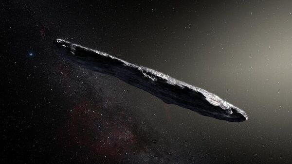 Oumuamua - Sputnik Italia