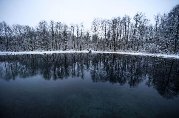 Il lago Azzurro di Kazan - Sputnik Italia