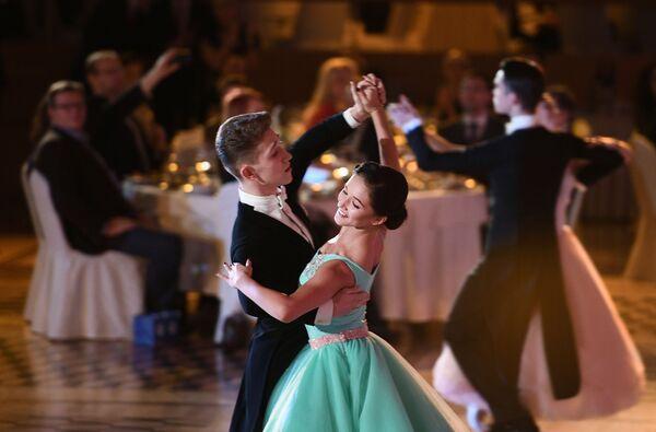 Una serata dedicata al 60o anniversario dello sport di danza in Russia. - Sputnik Italia