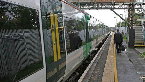 Train - Sputnik Italia