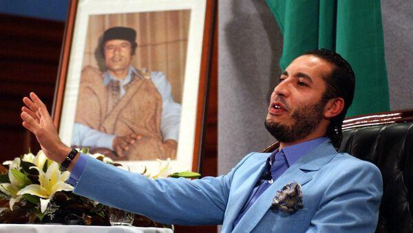 Saadi Gheddafi - Sputnik Italia