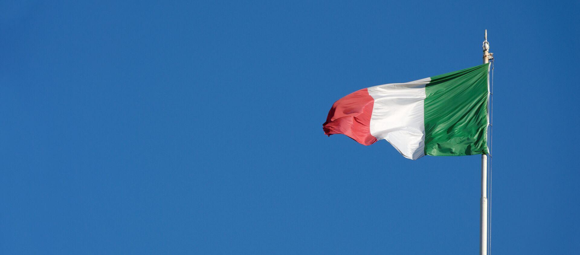 Bandiera italiana - Sputnik Italia, 1920, 23.02.2021