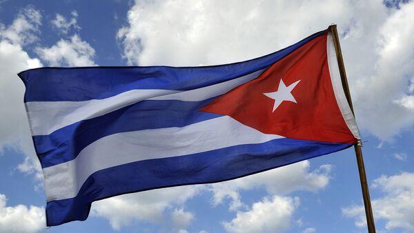 La bandera de Cuba - Sputnik Italia