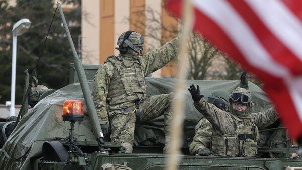 US army soldiers (File) - Sputnik Italia