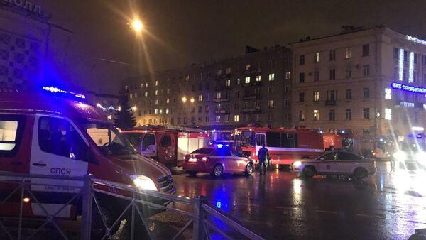 Esplosione in un negozio a San Pietroburgo - Sputnik Italia
