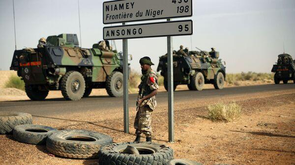 Il confine del Niger - Sputnik Italia