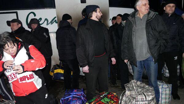 Lo scambio di prigionieri tra Ucraina e DNR-LNR del 27 dicembre 2017 - Sputnik Italia