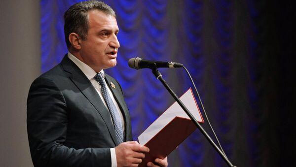 Anatoly Bibilov, Speaker of the South Ossetia parliament - Sputnik Italia