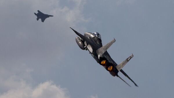 Cacciabombardieri israeliani F-15 - Sputnik Italia