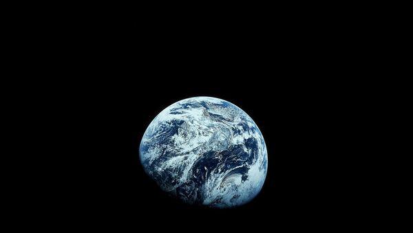 Earth as seen from the Apollo 8 spacecraft - Sputnik Italia