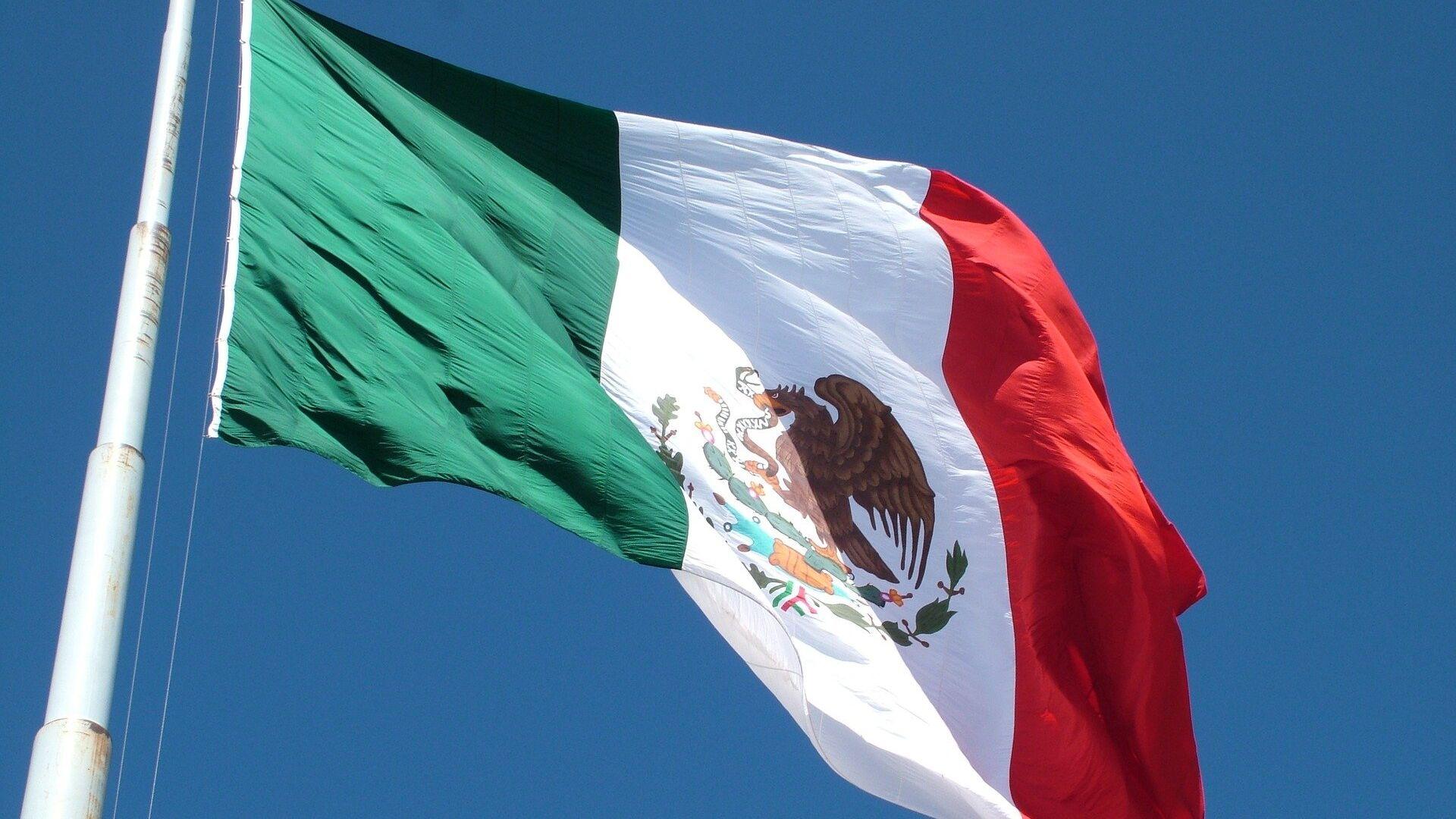 Bandiera del Messico - Sputnik Italia, 1920, 29.09.2021