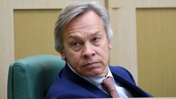 Aleksey Pushkov - Sputnik Italia