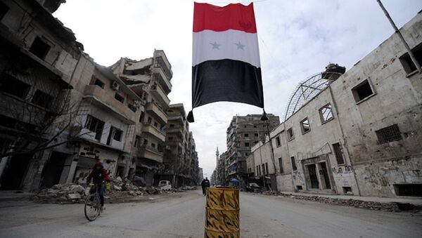 La bandiera di Siria - Sputnik Italia