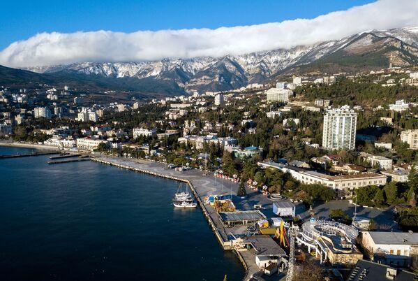 La Crimea vista dall'alto - Sputnik Italia