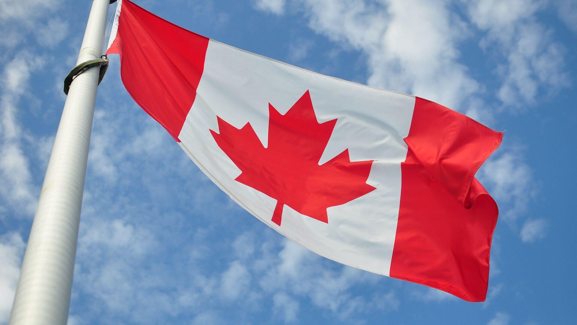 Bandiera del Canada - Sputnik Italia, 1920, 21.09.2021