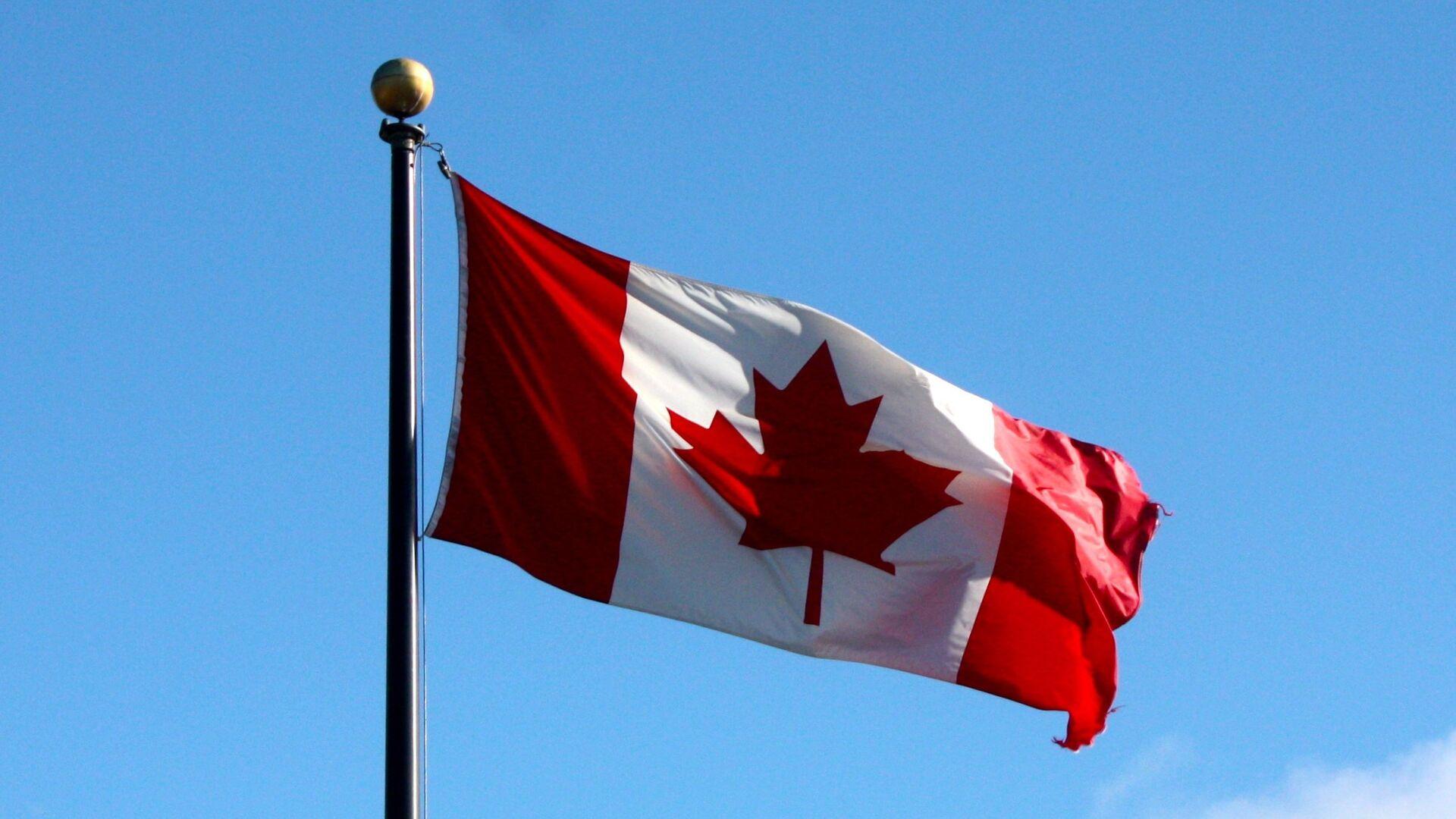 Bandiera del Canada - Sputnik Italia, 1920, 29.05.2021