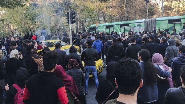 Disordini in Iran - Sputnik Italia