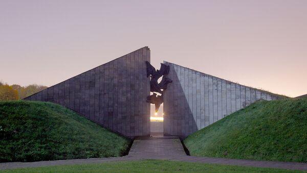 Мемориал Маарьямяэ в Таллине, Эстония - Sputnik Italia