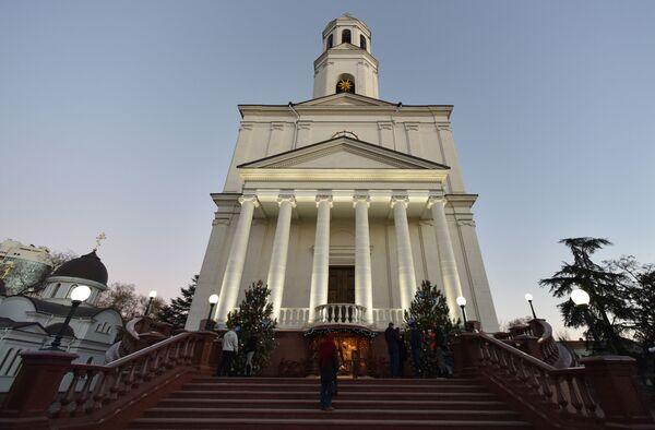 La Cattedrale di Aleksandr Nevskij, Sinferopoli. - Sputnik Italia