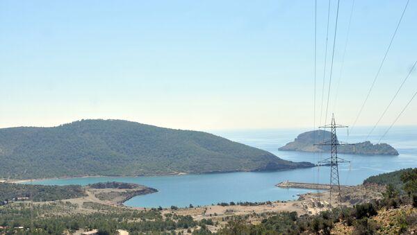 Una costa del Mediterraneo - Sputnik Italia