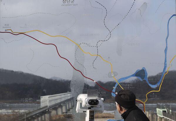 I negoziati tra le due Coree a Panmunjom - Sputnik Italia