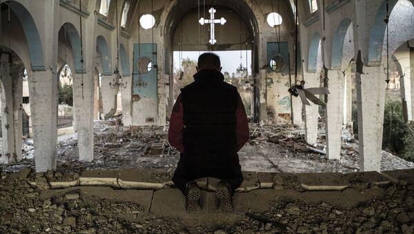 Villaggi a nord-est della Siria liberati dal Daesh - Sputnik Italia