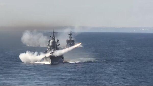 I successi della Flotta del Nord russa nel 2017 - Sputnik Italia