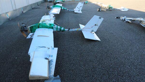 Un drone ha attaccato base militare russa in Siria - Sputnik Italia
