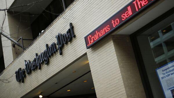 Washington Post - Sputnik Italia