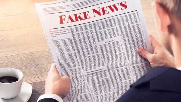 Fake news - Sputnik Italia