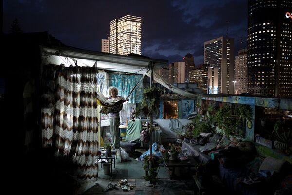 Vita dall'alto: perchè gli abitanti di Tel Aviv si trasferiscono sui tetti - Sputnik Italia