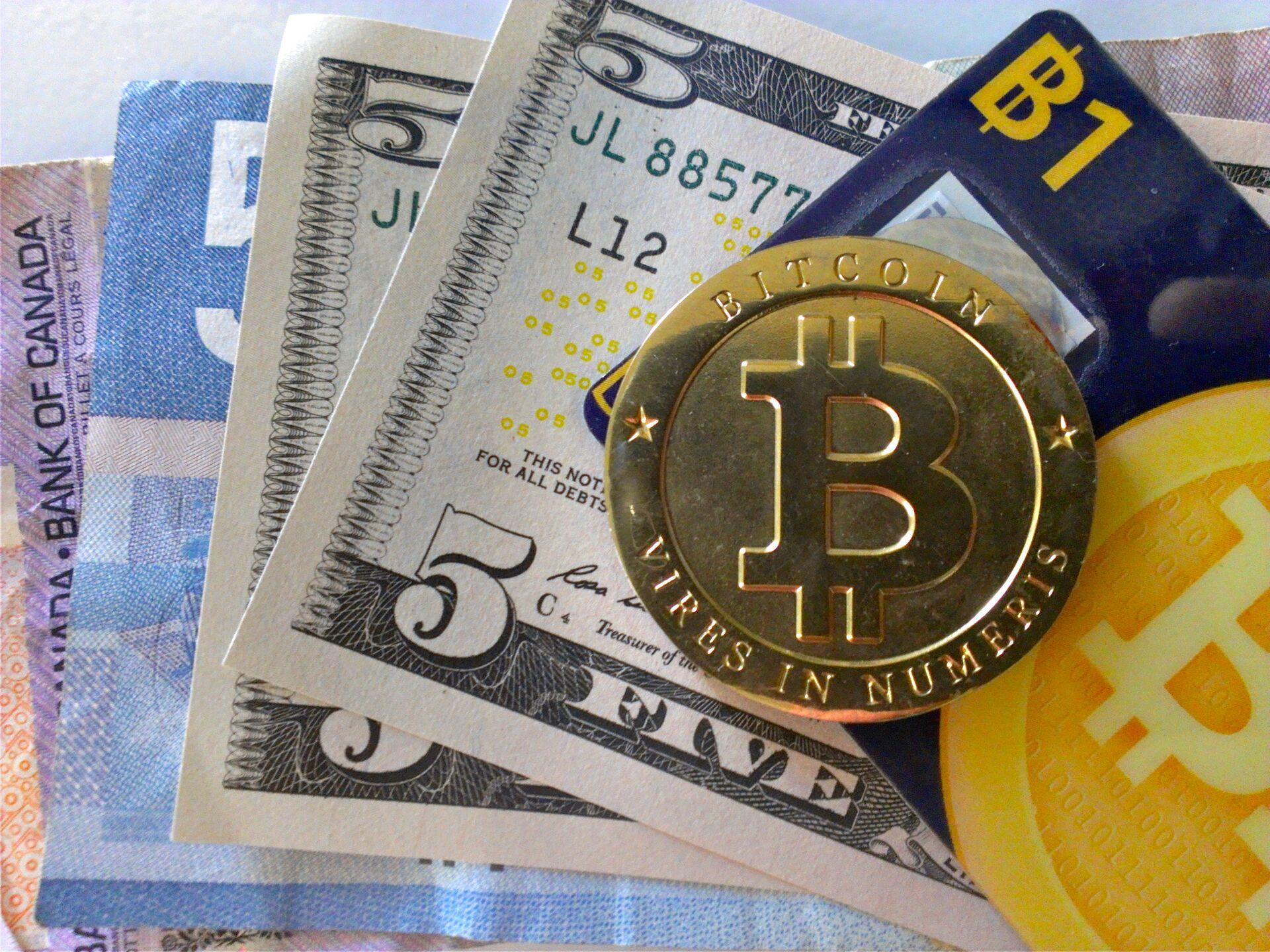 Bitcoin a un soffio dai 50mila dollari – nuovo record - Sputnik Italia, 1920, 16.02.2021