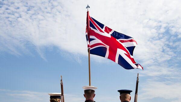 Militari britannici - Sputnik Italia