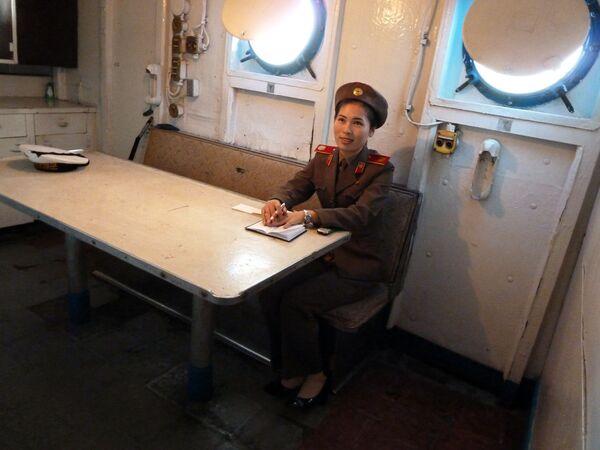La nave spia americana Pueblo catturata in Corea del Nord - Sputnik Italia