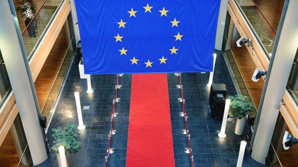 Bandiera dell'Unione Europea - Sputnik Italia