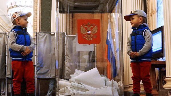 Elezioni russe - Sputnik Italia