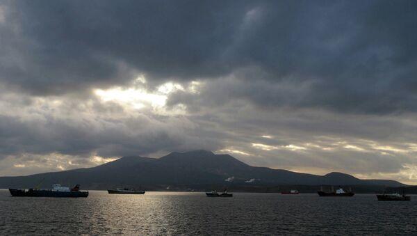 Kunashir Island. Sakhalin Region - Sputnik Italia