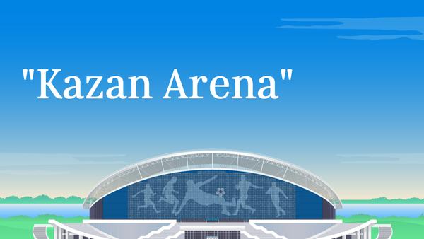 Kazan Arena - Sputnik Italia