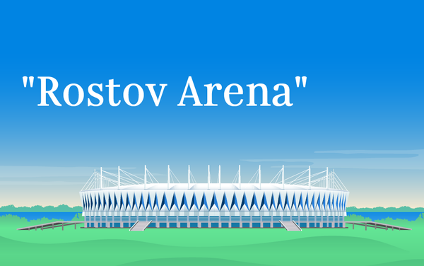 Rostov Arena - Sputnik Italia