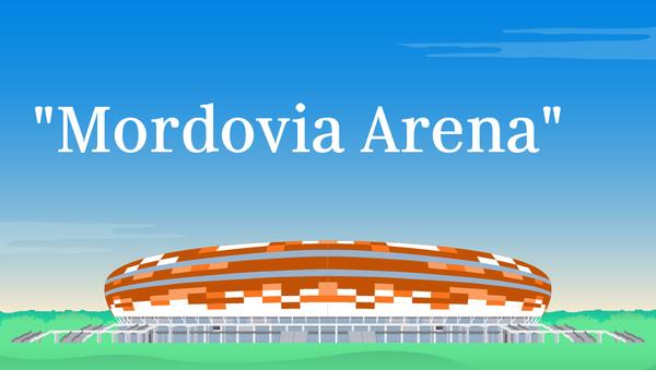 Mordovia Arena - Sputnik Italia