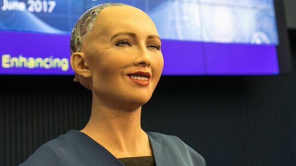 Sophia (robot) - Sputnik Italia