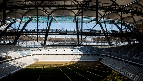 Volgograd Arena - Sputnik Italia